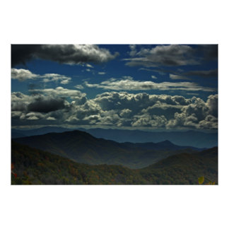 Smoky Mountains Print