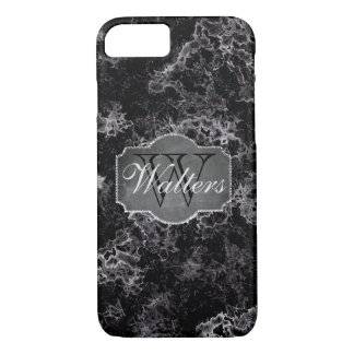Smoky Shades of Gray iPhone 8/7 Case