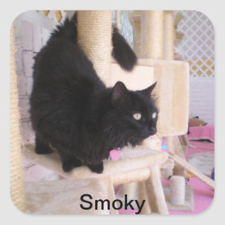 Smoky Sticker
