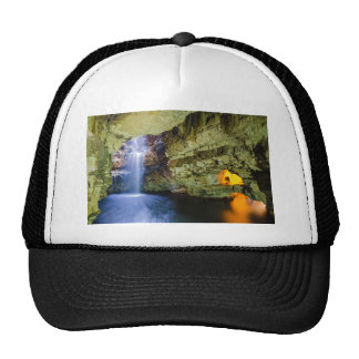 Smoo Cave Durness in Sutherland Highland Scotland Trucker Hat