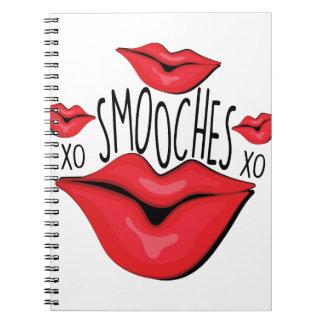 Smooches Note Book