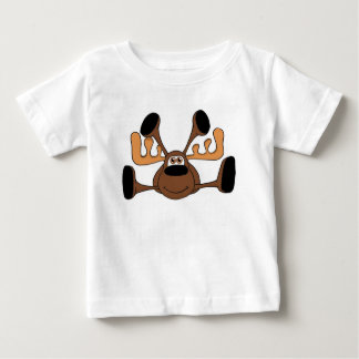 Smooshy the Flying Moose Baby T-Shirt