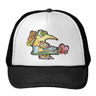 smooshy-wooshy trucker hat