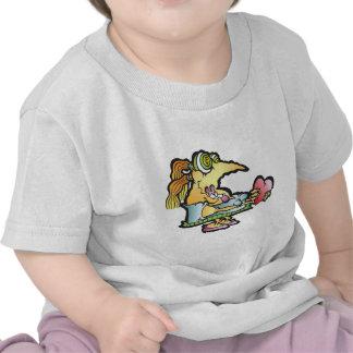smooshy-wooshy tee shirt