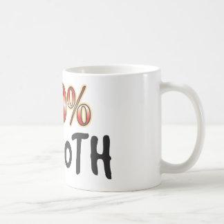 Smooth 100 Percent Coffee Mug