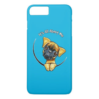 Smooth Brussels Griffon IAAM iPhone 7 Plus Case