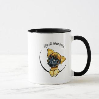Smooth Brussels Griffon IAAM Mug