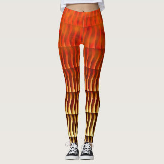 SMOOTH BURN LEGGINGS