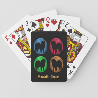 Smooth Chow Playing Cards