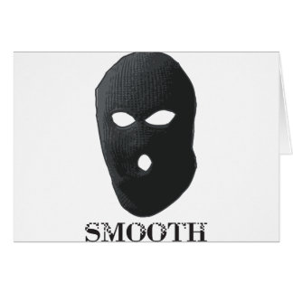 Smooth Criminal Card