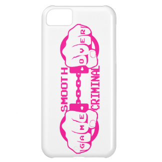 smooth criminal iPhone 5C case