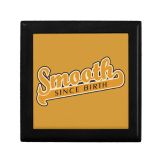 SMOOTH custom gift / jewelry box