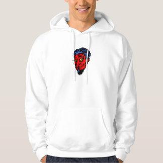 smooth devil hoodie