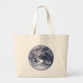 Smooth Earth Large Tote Bag