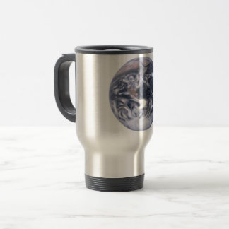 Smooth Earth Travel Mug