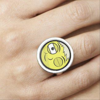 Smooth Face Rings