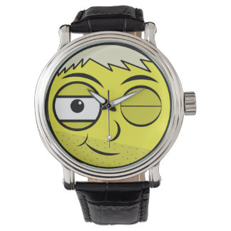 Smooth Face Watch