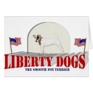 Smooth Fox Terrier Card
