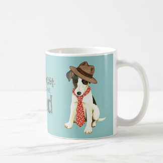 Smooth Fox Terrier Dad Coffee Mug