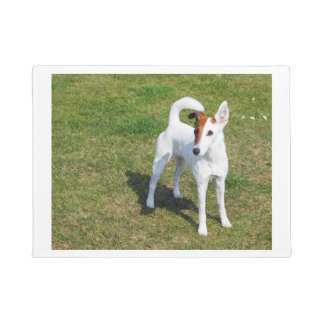 smooth fox-terrier-full doormat