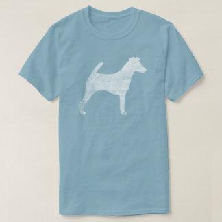 Smooth Fox Terrier Silhouette T-Shirt