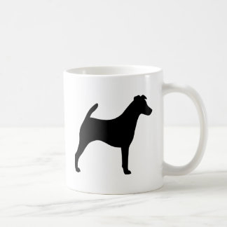 Smooth Fox Terrier Silhouettes Coffee Mug