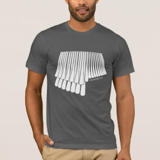 Smooth mbira T-Shirt