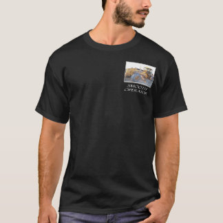 Smooth Operator Black T-Shirt