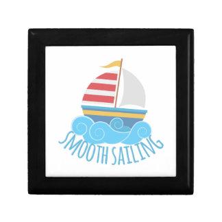 Smooth Sailiing Keepsake Box