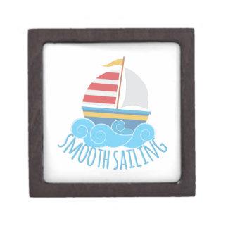 Smooth Sailiing Premium Trinket Boxes