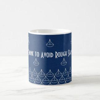 Smooth Sailing Coffee Mug