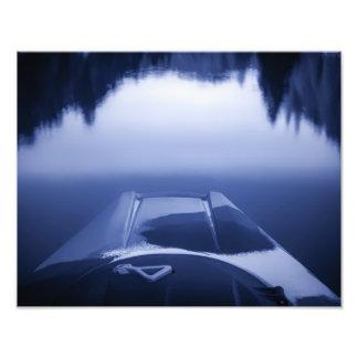 Smooth Sailing Photo Print