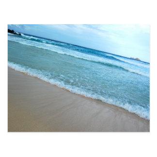 """Smooth Tide"" postcard"