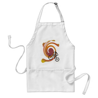 SMOOTH TRAIL RIDE STANDARD APRON