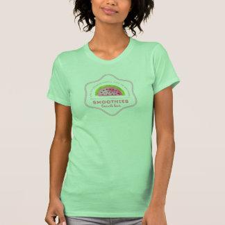 Smoothies Beach Bar Summer Vacation Watermelon Shirts