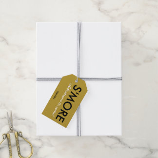 S'more Celebrations to Come Engagement Party Gift Tags