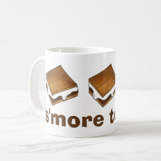S'more To Love Campfire S'mores Foodie Camp Mug