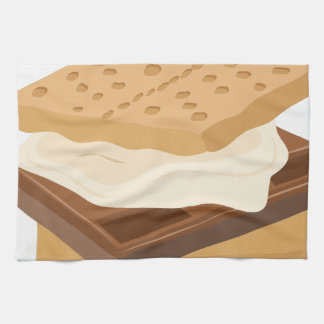 Smores Hand Towels
