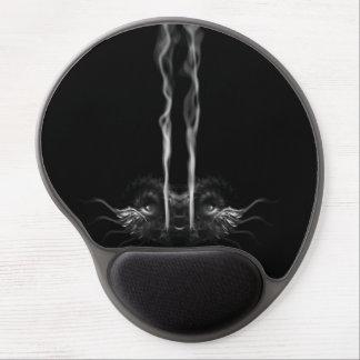 SMOULDER Noir Dragon Smoke Custom Gel Mouse Pad