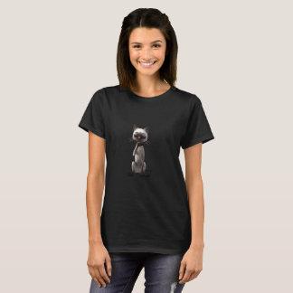 Smug Cat T-shirt