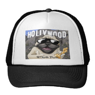 Smug Pug Trucker Hat