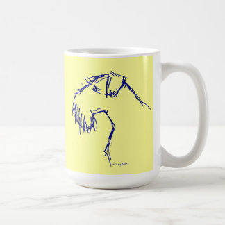 Smug Terrier Mug - Yellow