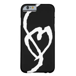 Smut Mark Black iPhone 6 Case (large image)