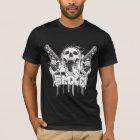 SMX Skulls & Guns T-Shirt