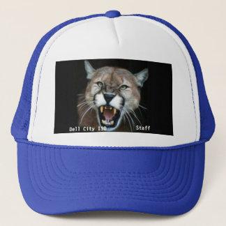 Snaarling Cougar, Dell City ISD, Staff Trucker Hat