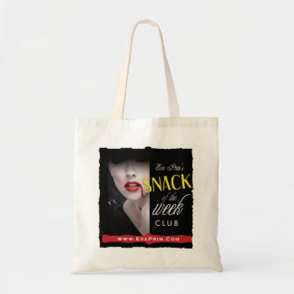 Snack Of The Week Club Grocery Tote