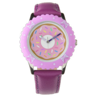 Snack Time! Fun Donut Kid's Watch