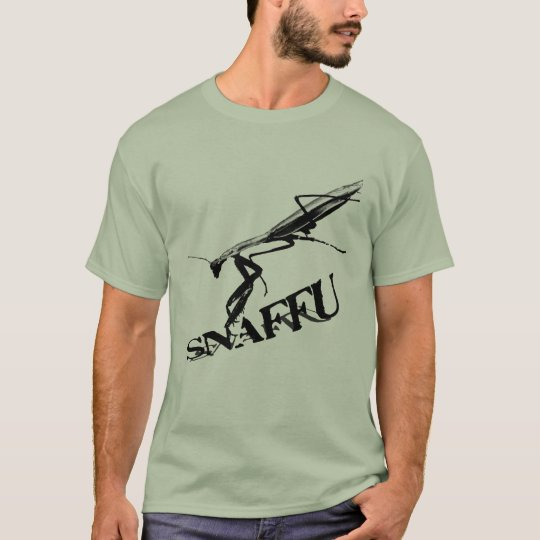 Snaffu Mantis T-Shirt