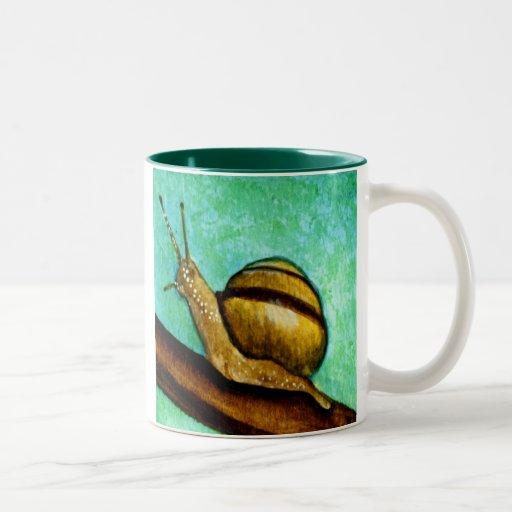 Snail 1 Mug
