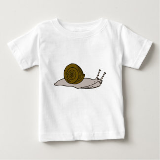 Snail Baby T-Shirt